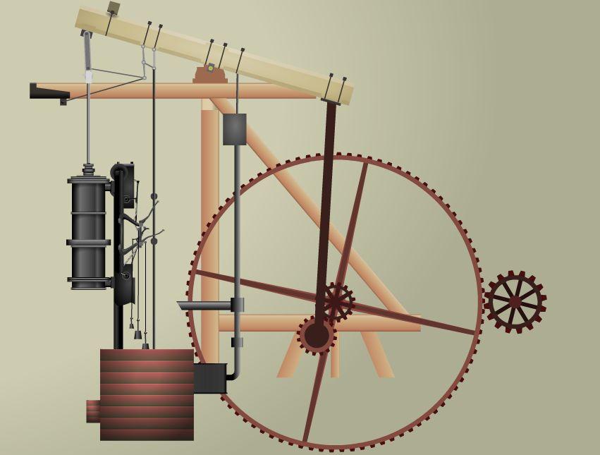 ماشین بخار وات